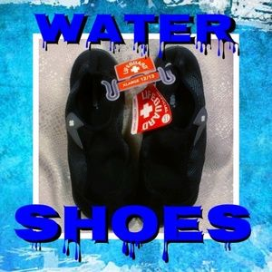 Men's Water Shoes Black